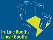 In-Line Booths: Linear Booths