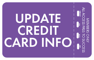 Update Credit Card